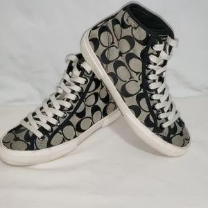 Coach Katerina 12CM Signature Shoes